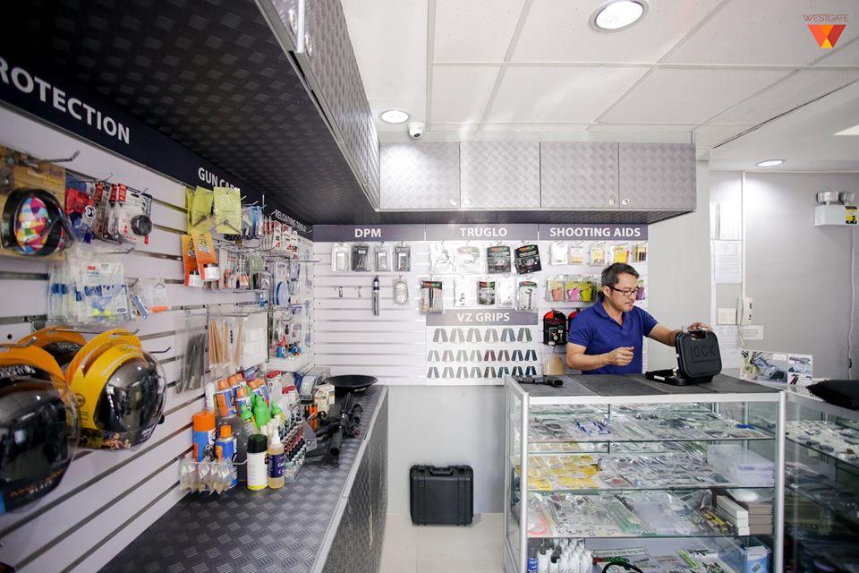 Speed Edge Gun Store Westgate Alabang