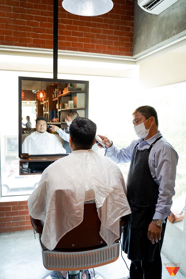 The Barberian Barbershop Westgate Alabang