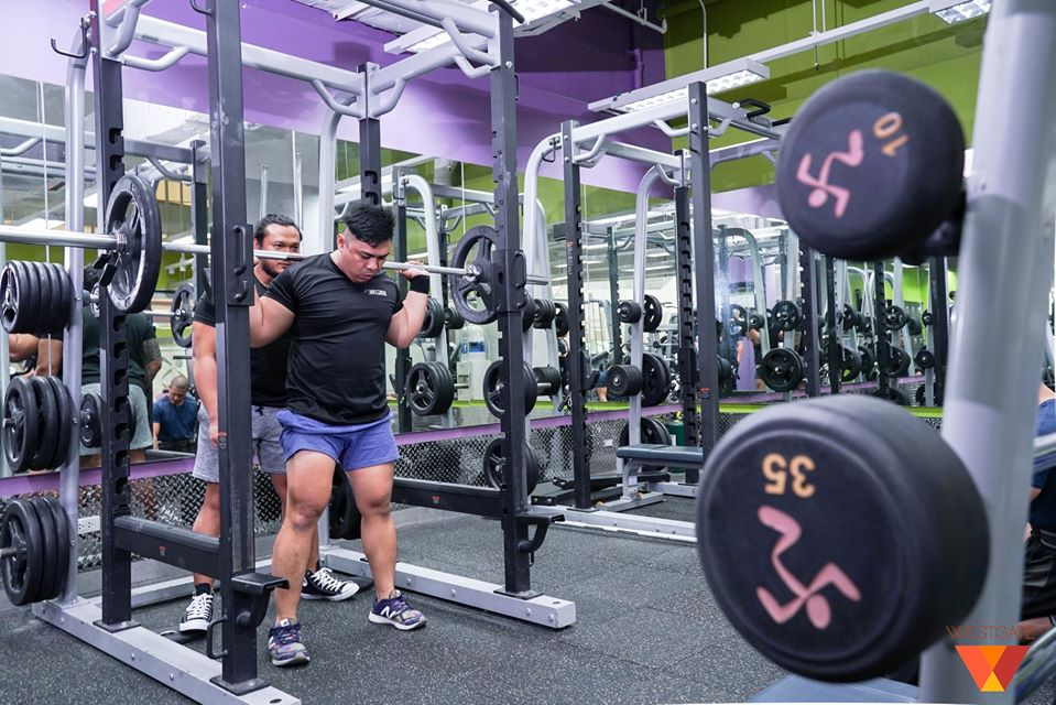 Anytime Fitness - Westgate Filinvest