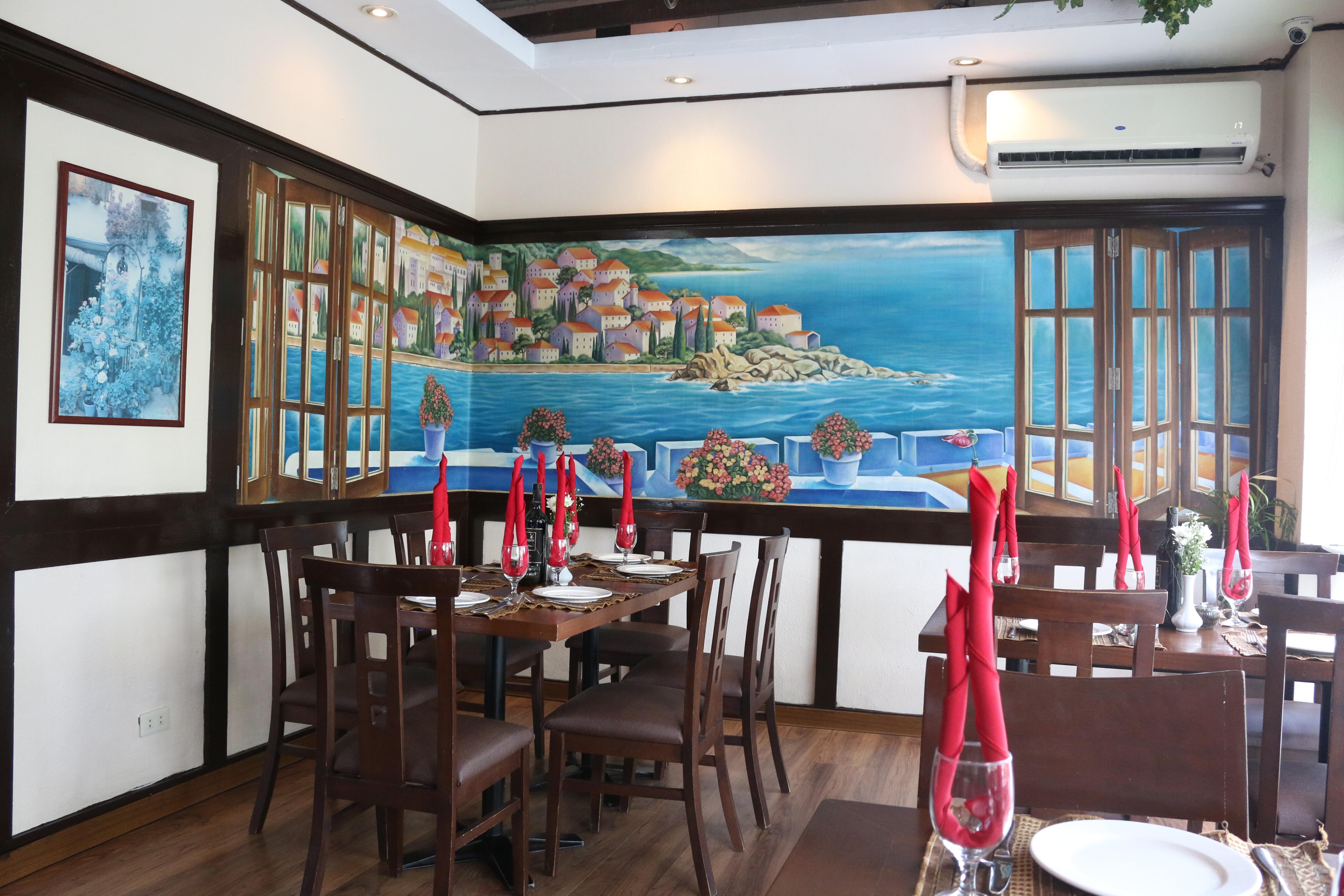 Alba Restaurante Westgate Alabang
