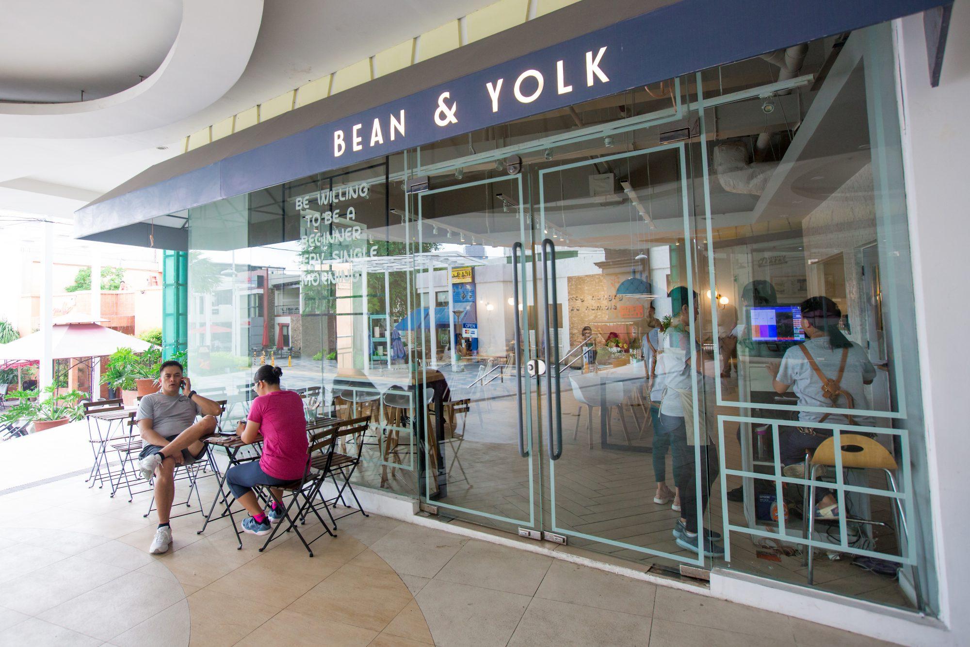 Bean & Yolk Westgate Alabang