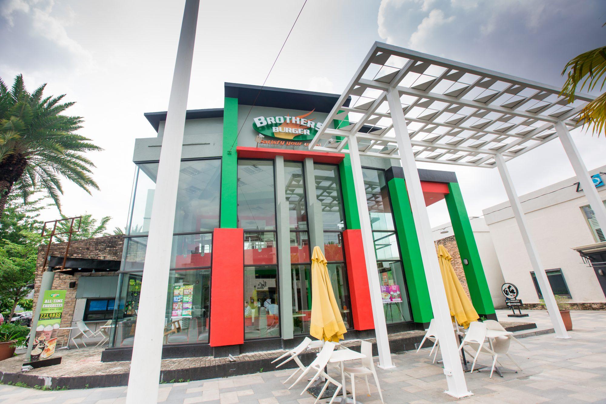 Brothers Burger Westgate Alabang