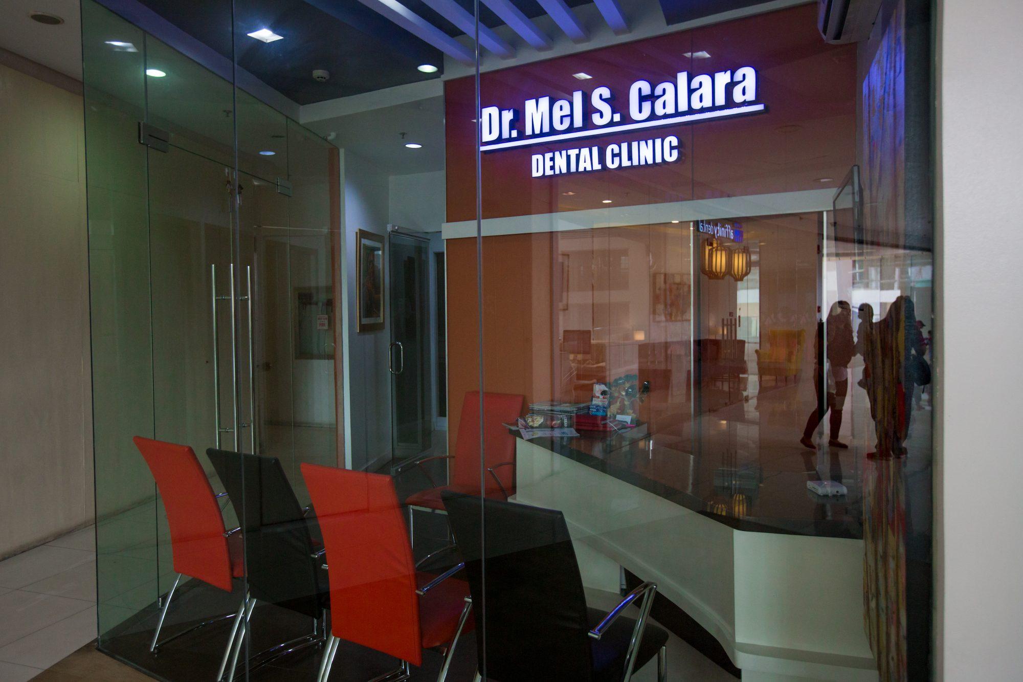 Dr. Mel S. Calara Dental Clinic Westgate Alabang