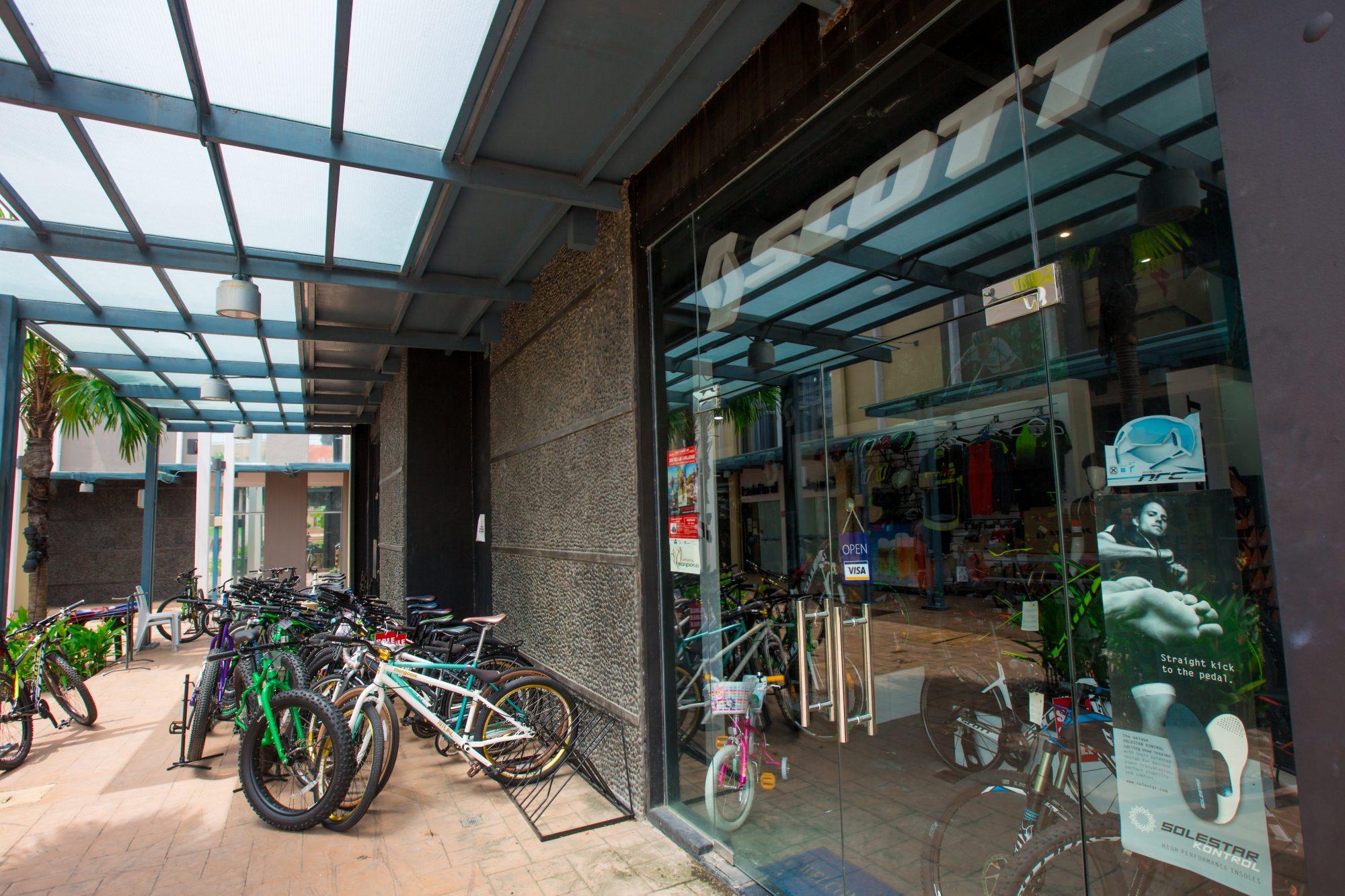 Scott Bikes Westgate Alabang
