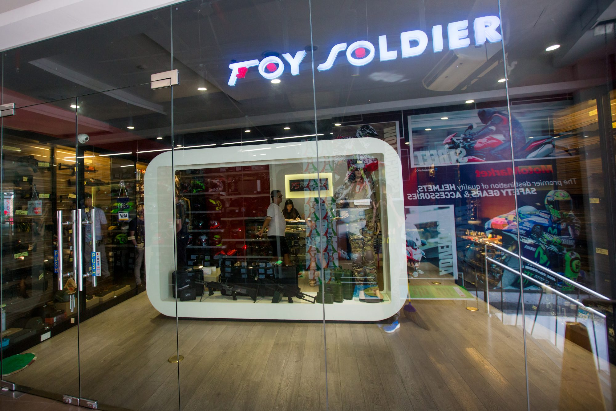 Toy Soldiers Airsoft Shop Westgate Alabang