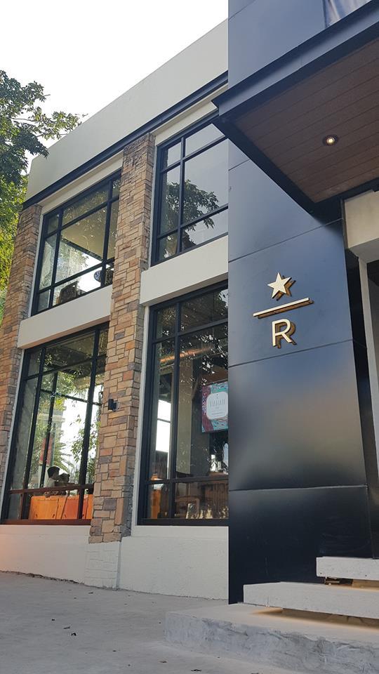 Starbucks Reserve Westgate Alabang